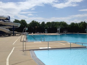 Purvis Park Pool