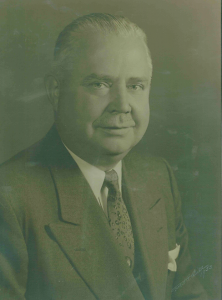 Mayor Earl E. Aurelius (1941-1965)