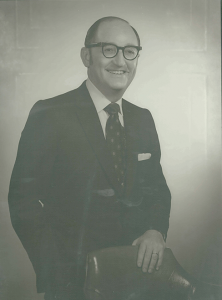 Mayor Irving E. Konigsberg 1966-1978