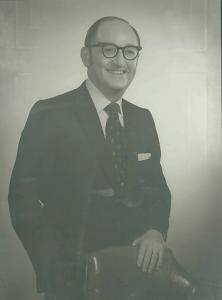 Mayor Irving E. Konigsberg 1966-1978