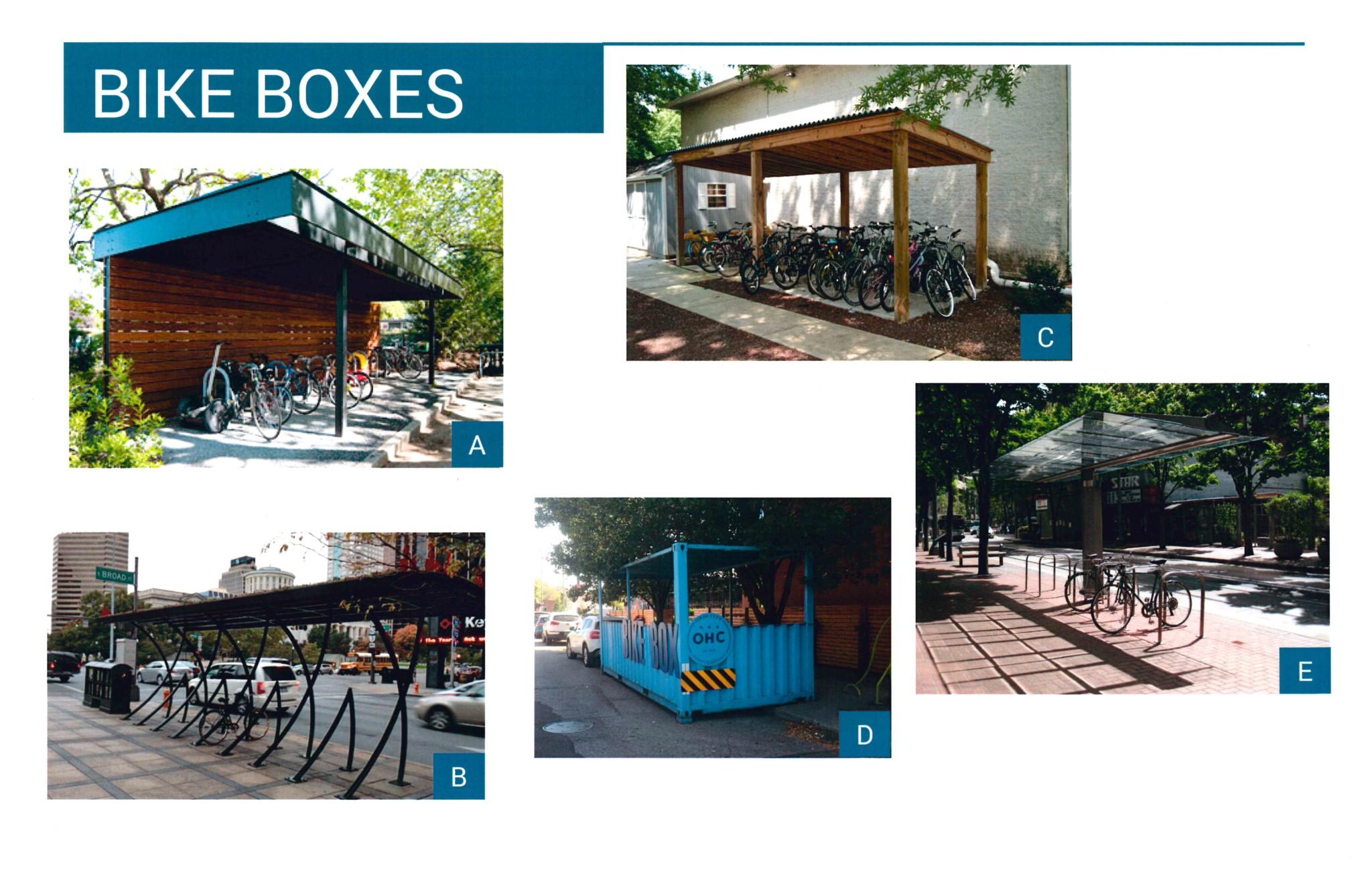 Bike Boxes Graphic
