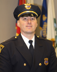 Chief Dustin Rogers